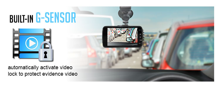 channel Truck reverse camera