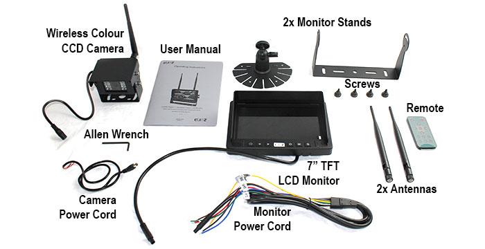 Inverters accessories