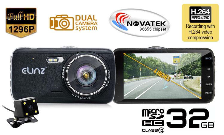main 4PIN camera