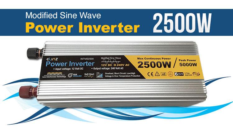 sine wave inverter 1000w main image
