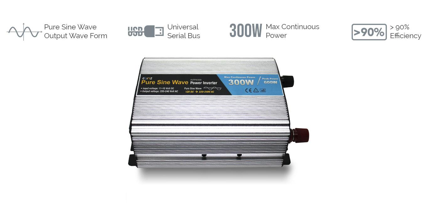 power inverter main image