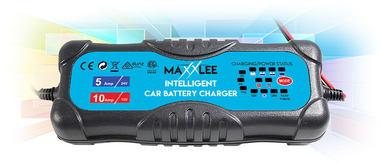 Charger Circuit For 6v Or 12v Car Battery