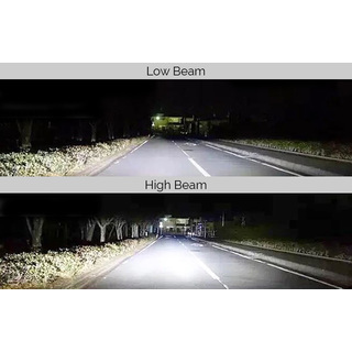 H4 180W 18000LM Seoul CSP Chips LED Headlight Kit HB2/9003 12V 24V High Low Beam