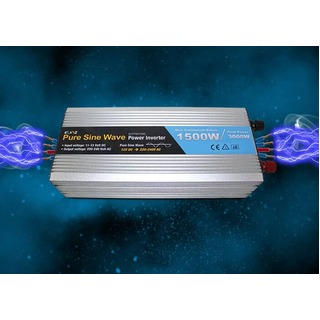 Pure Sine Wave Power Inverter 1500w / 3000w 12v - 240v AUS plug Car Boat Caravan