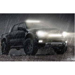 "20"" LED Light Bar Philips 4 Rows Work Driving FLOOD SPOT COMBO IP68 Offroad 4WD"