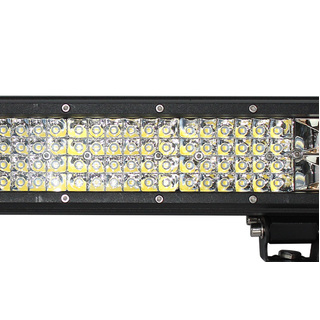 "31"" LED Light Bar Philips Work Driving 4 Rows Flood Spot Combo IP68 4WD Offroad"
