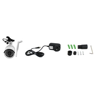 1080P Wireless WiFi Video IP Camera HD 2MP CCTV Outdoor IP66 Night Vision Extra Cam
