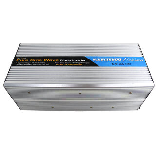 Elinz 5000W/10000W Pure Sine Wave Power Inverter 12V-240V AUS Plug Car Boat Caravan