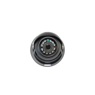 Elinz 4 PIN Heavy Duty CCD IR Colour Reversing Camera Night Vision 12V 24V Black