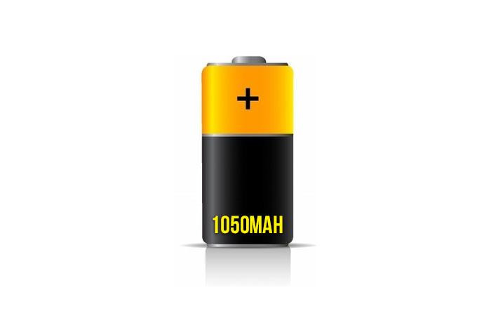 1050MAH Battery for sports camera