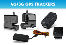 4g 3g gps trackers