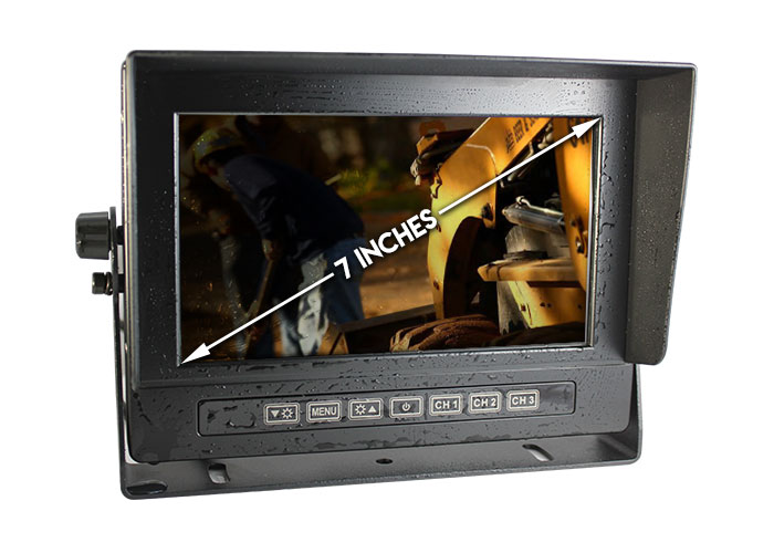 7 inch Digital Reverse Camera Monitor