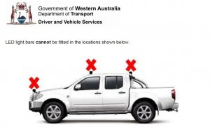 Wa Car Owners Protesting New Rules On Installation Of Led