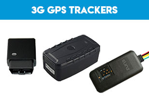 3G GPS trackers