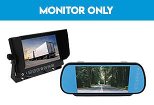 reverse camera monitor kit