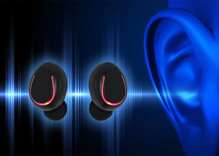 Improved Audio Quality Earbuds