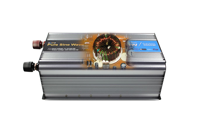 Powerful AC Source inverter