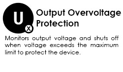 output overvoltage protection graphic