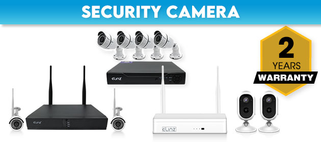 security cameras and dvr