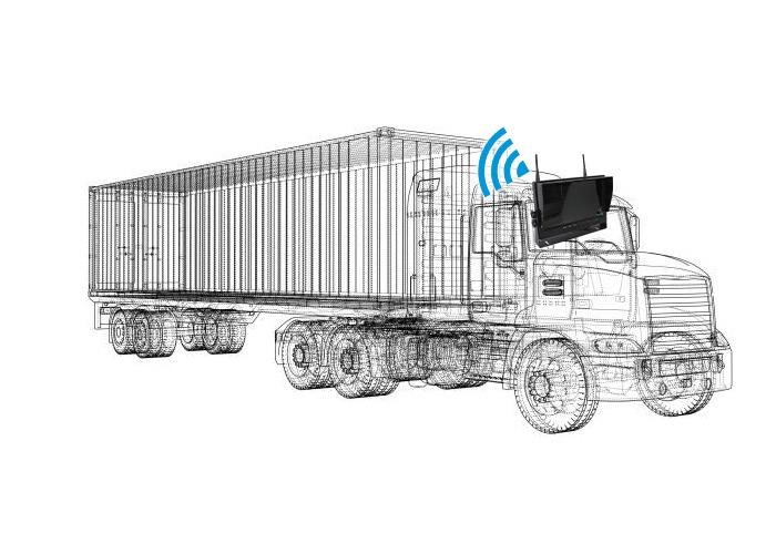 Wireless Rear View System
